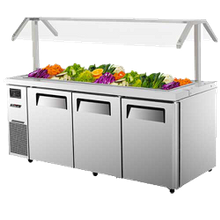 Salad Bars & Cold Tables