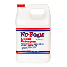 Bar Glass Detergents