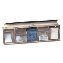 Lockable Tilt Bin Organizers