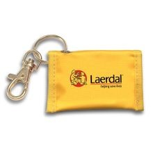 Laerdal Face Shield Key Ring