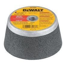 DeWALT DW4965 High Performance Type 11 Backed Cup Wheel, 6 in Dia x 2 in THK, 5/8-11, C16R Grit