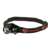 Streamlight Enduro Non-Rechargeable Headlamp With Rubber/Elastic Combo Headstrap,LED Bulb, ABS, 14 (High), 6 (Low) Lumens