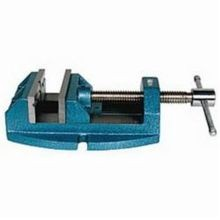 Wilton 63239 Continuous Nut Drill Press Vise, 10.3 in L x 3.4 in H, 4 in Jaw, Cast Iron