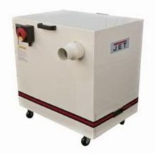 JET 414700 Cabinet Dust Collector, 1-1/2 hp, 115/230 V, 1 Phase, 490 cfm, 75 dB