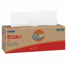 WypAll* 05790 L40 Disposable Wiper, DRC, White