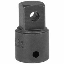 Proto J7652 Impact Socket Adapter, Imperial, 3/4 in Male x 1/2 in Female Drive, 2-1/8 in OAL