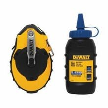 DeWALT DWHT47143 Chalk Reel Kit, Polymer Line, Sliding Door, Folding Crank Handle