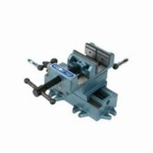 Wilton 11694 Cross Slide Drill Press Vise, 7 in L x 5-3/4 in H, 4 in Jaw, Cast Iron