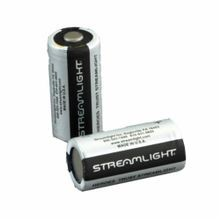 Streamlight 85175 CR123A/Replacement Lithium Battery, 3 V, 1400 mAh