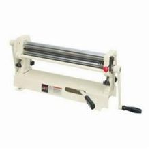JET 756020 Slip Roll With Lock, 24 in Maximum Forming Width, 20 ga, 2 in Slip Roll, 1 in Minimum Forming Radius
