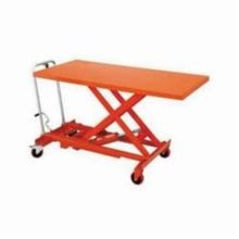 JET 140780 Scissor Lift Table, 1100 lb Load, 63 in L x 31-1/2 in W, 11-1/8 in Lowered, 36 in Raised