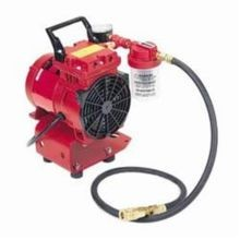 Milwaukee 49-50-0200 Heavy Duty Vacuum Pump Assembly, For Use With 49-22-7100 Pad, 120 VAC, 1/3 hp