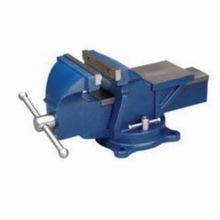 Wilton 11106 General Purpose Bench Vise, 6 in Jaw Opening, 6 in W, 3 in Throat Depth