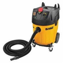 DeWALT D27904 Light Weight Portable Dust Extractor With Automatic Filter Clean, 12 gal, Filter Clean, 129 cfm