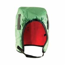 OccuNomix Hot Rods RQ300 Regular Length Winter Liner, Universal, Adjustable Closure, Green, Nylon