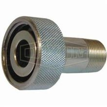 Dixon ME112S Hose Coupling, 1-3/4 x 1 in, Female ACME x MNPT, Steel, Domestic