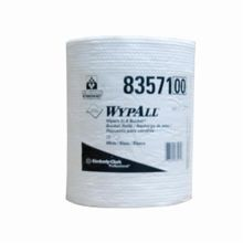 WypAll* 83571 X70 Disposable Wiper, Hydroknit*, White