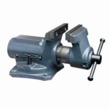 Wilton 63248 General Purpose Bench Vise, Replaceable Jaw, 2-1/4 in Jaw Opening, 4 in W, 2 in Throat Depth