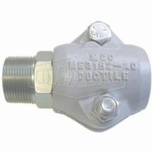 Dixon ME3162-20 Hose Coupling, 1-1/4 in, MNPT, Steel, Domestic