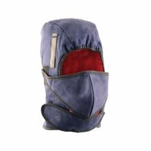 OccuNomix MiraCool LM660 Twill Winter Liner, XL, Navy Blue, Polyester, Mouth/Neck, Hook and Loop Closure