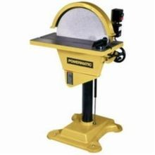 Powermatic 1791264 Disc Sander, 20 in Wheel, 3 hp