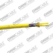 OCC Plenum Breakout Fiber Optic Cable