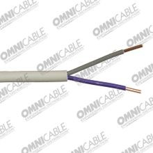 Non-Shielded Plenum Control Cable, Purple & Gray Color Code