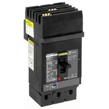 SQD JDA261751 PowerPact Molded Case Circuit Breaker; 600Volt, 175Amp, 2-Pole