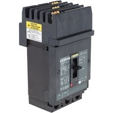 SQD HDA36150U31X PowerPact Molded Case Circuit Breaker; 600Volt, 150Amp, 3-Pole