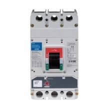 Eaton LGE3400FAWCA2S4X1Y17 Series G Molded Case Circuit Breaker; 600Volt, 400Amp, 3-Pole