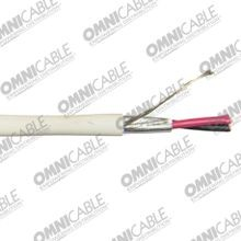Shielded Stranded Plenum Control Cable, 300V 12 AWG & 14 AWG