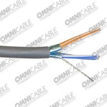 24 AWG - 7x32 Stranded Tinned Copper - Fluoropolymer