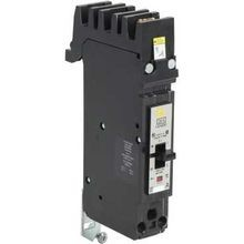 SQD FJA140253 Molded Case Circuit Breaker; 277Volt, 25Amp, 1-Pole
