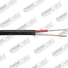 Thermocouple  - 105°C Single Pair - Non-shielded