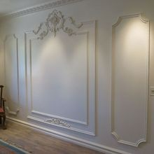 Resin Artisan Collection Panel, Chair Rail and Wainscot Moulding