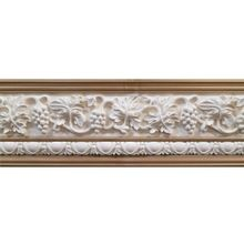 10in H x 1-1/2in Proj | Unfinished Polymer Resin | 480-E Series | Frieze Moulding | 5ft Long