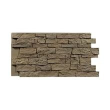 Stonewall Interlocking Faux Stone Panel