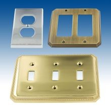 Switchplate and Receptacle Covers