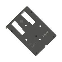 Blum Mounting Plate Template