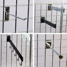 Gridwall Hooks and Display Arms