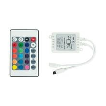 RGB LED Controller | Up to 20 Color Changing Functions | 12V