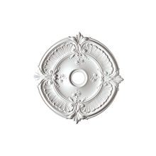 Focal Point | 41in Dia | Primed White Polyurethane | Decorative Ceiling Medallion | Style 81041
