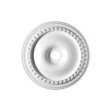 Focal Point | 30-1/4in Dia | Primed White Polyurethane | Decorative Ceiling Medallion | Style 88630