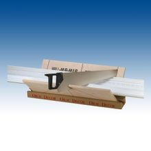Miter Box for Mouldings