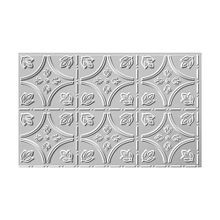 FlexLam 3D Wainscoting | 32in x 48in | Chatham Pattern