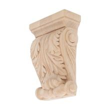 Unfinished | Solid North American Hardwood Corbel | RWC364 Series