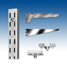 Slotted Brackets and Standards