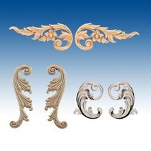 Decorative Architectural Scrolls