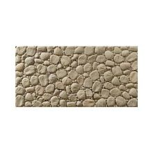 High Density Polyurethane Large Riverstone Standard Faux Stone Panel