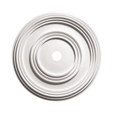 Focal Point | 35-13/16in | Primed White Polyurethane | Smooth Ceiling Medallion